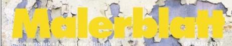 Malerblatt 3-2015
