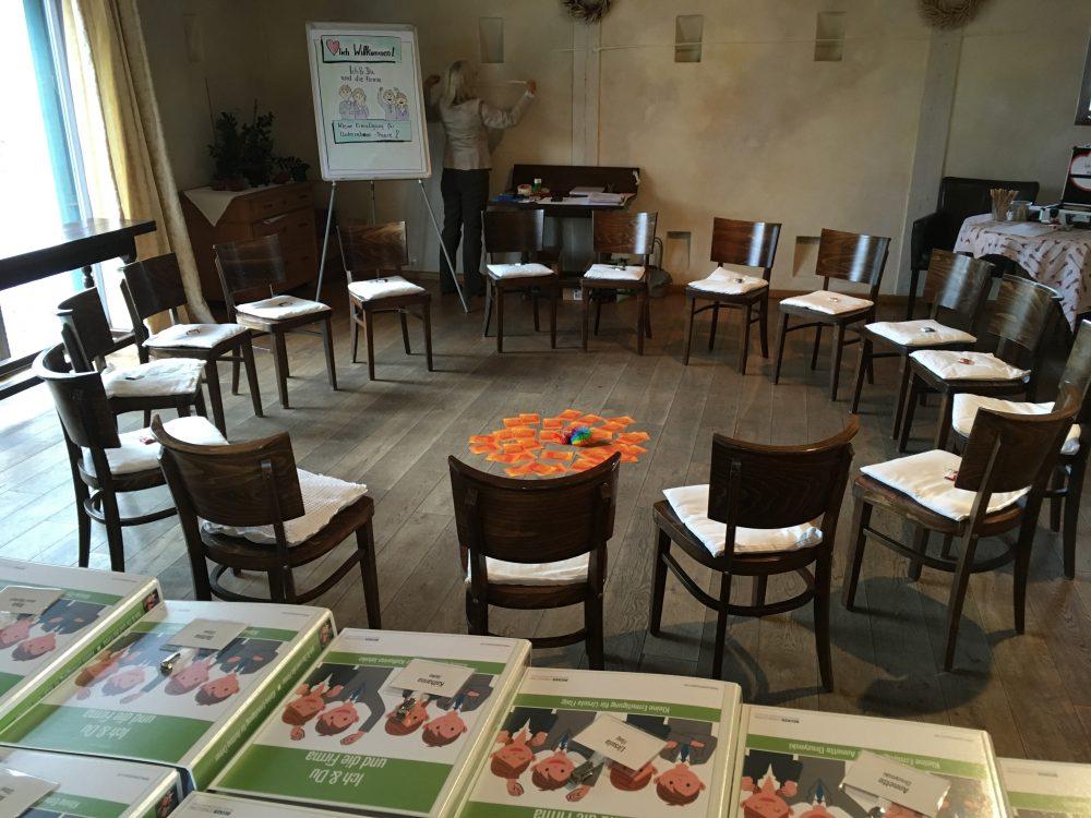 Das Premiumseminar in Bad Birnbach war wunderbar! Neuer Termin steht fest.