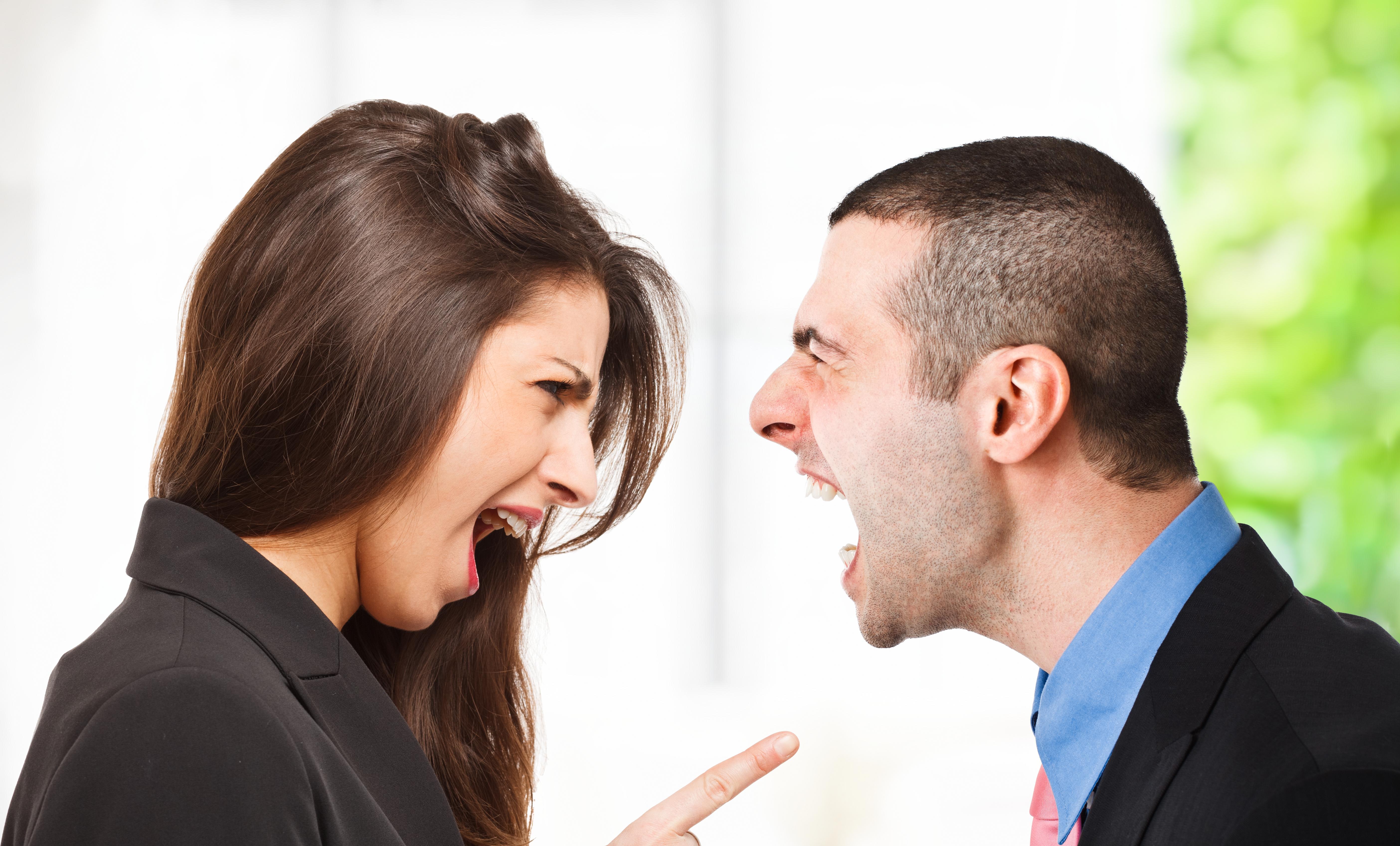 Streit ist der erste Schritt zur Versöhnung